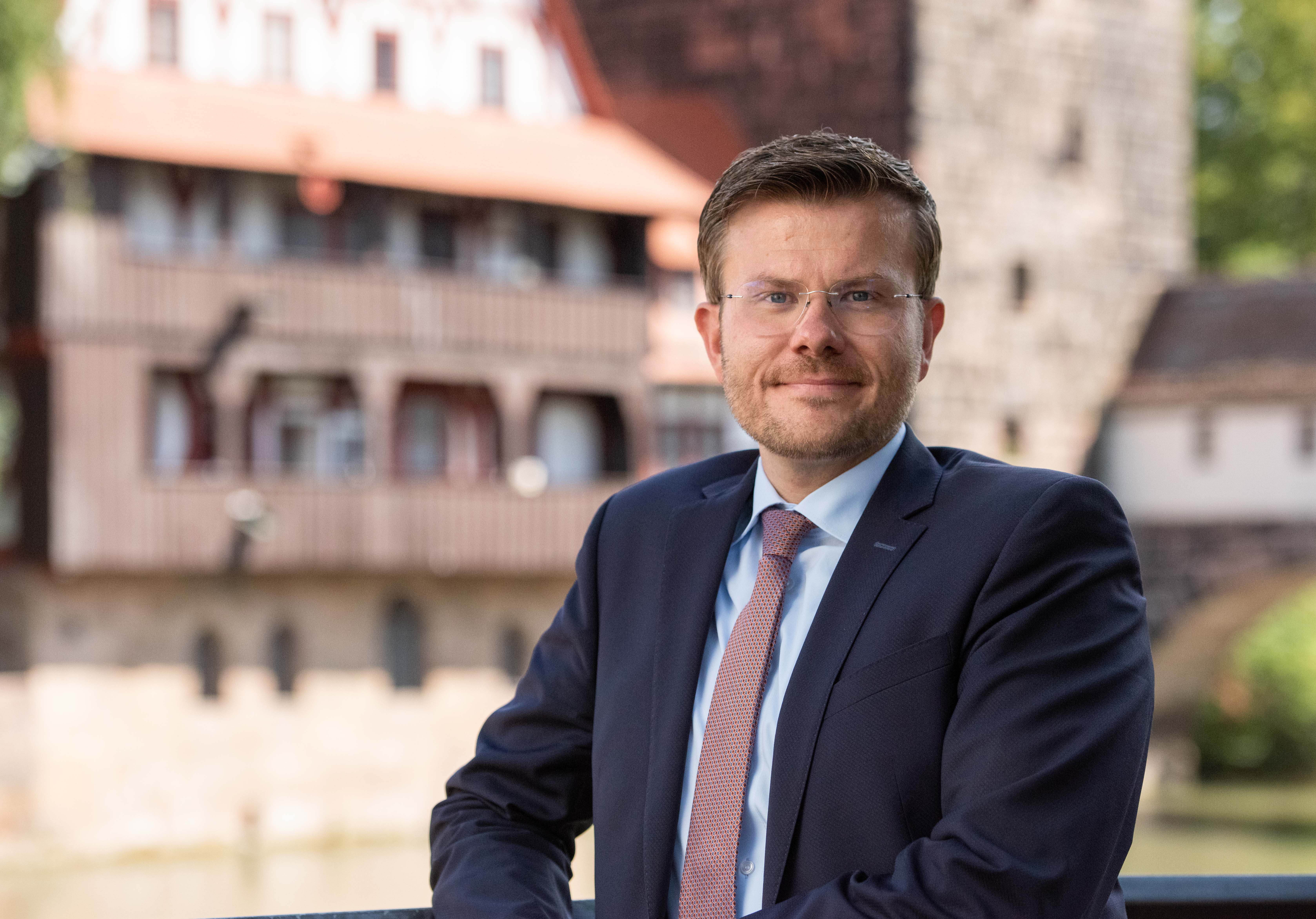 Oberbuergermeister Marcus Koenig
